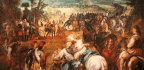 Famous Battle Amiens 1597