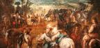 Famous Battle Amiens 1597