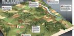First Battle Of Saratoga (freeman's Farm) 1777