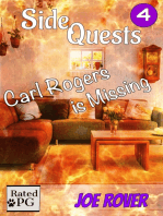 Carl Rogers Is Missing (Side Quest, #4)