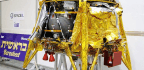 Israel Launches Spacecraft To The Moon