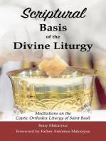 Scriptural Basis of the Divine Liturgy