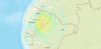 7.5 Magnitude Earthquake Strikes Near Ecuador's Border With Peru