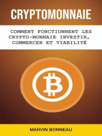 Cryptomonnaie