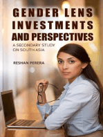 Gender Lens Investments and Perspectives