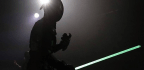 In France, The Force Is Strong With Lightsaber Dueling