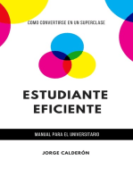 Estudiante Eficiente (Manual para el universitario)