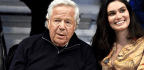 Patriots Owner Robert Kraft Charged In Florida Prostitution Investigation