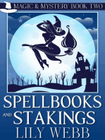 Spellbooks and Stakings