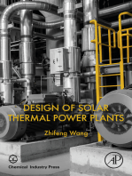 Design of Solar Thermal Power Plants