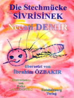 Die Stechmücke: Eine türkische Sage für Kinder in deutscher und türkischer Sprache