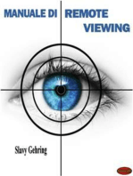 Manuale di Remote Viewing