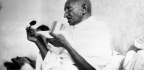 Gandhi's Vision for Equality Involved Raw Food