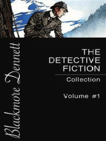 The Detective Fiction Collection - Volume #1