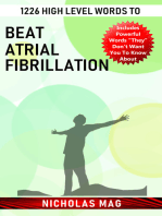 1226 High Level Words to Beat Atrial Fibrillation