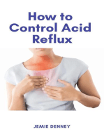 How to Control Acid Reflux