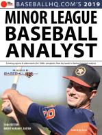 2019 Minor League Baseball Analyst