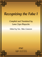 Recognizing the False I eBook