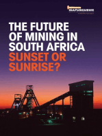 The Future of Mining in South Africa