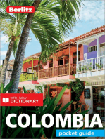 Berlitz Pocket Guide Colombia (Travel Guide eBook)