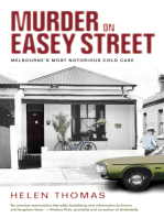 Murder on Easey Street
