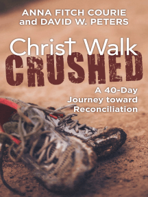 Christ Walk Crushed: A 40-Day Journey toward Reconciliation
