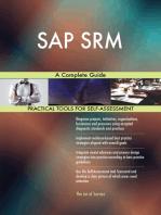 SAP SRM A Complete Guide