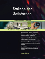 Stakeholder Satisfaction Standard Requirements