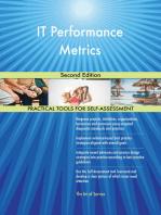 IT Performance Metrics Second Edition
