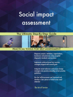 Social impact assessment The Ultimate Step-By-Step Guide