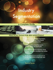 Industry Segmentation A Complete Guide