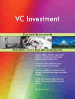 VC Investment Standard Requirements