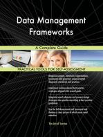 Data Management Frameworks A Complete Guide