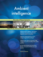 Ambient intelligence Standard Requirements