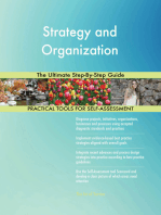 Strategy and Organization The Ultimate Step-By-Step Guide