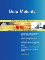 Data Maturity A Clear and Concise Reference
