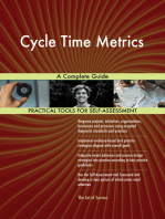 Cycle Time Metrics A Complete Guide
