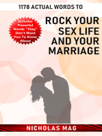 1178 Actual Words to Rock Your Sex Life and Your Marriage