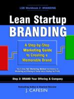 Lean Startup Branding