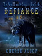 The Wolfborne Series Book 1- Defiance