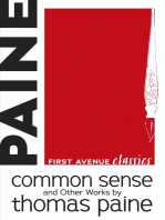 Common Sense and Other Works by Thomas Paine