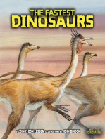 The Fastest Dinosaurs