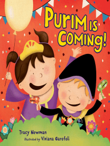 Purim Is Coming!