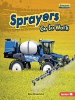 Sprayers Go to Work