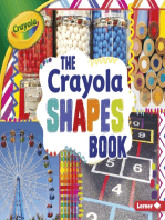 The Crayola ® Shapes Book