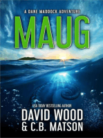 Maug- A Dane Maddock Adventure