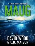 Maug- A Dane Maddock Adventure