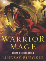 Warrior Mage (Chains of Honor, Book 1)