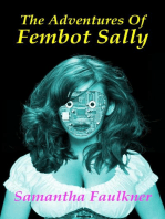 The Adventures of Fembot Sally