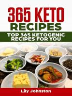 365 Keto Recipes
